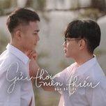 gui thoi nien thieu (single) - dao ba loc