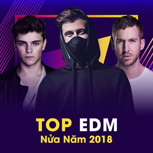 Top Nhạc EDM Nửa Năm 2018