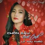 chon dau cuoc tinh (single) - ly thu thao