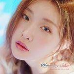 blooming blue (mini album) - kim chung ha