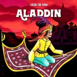 aladdin - staffan gotestam, sagor for barn, sagor ljudbok och berattelser for barn