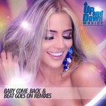 baby come back / beat goes on (remixes) (single) - alfonso padilla