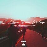 i like the way (remixes) - tyron hapi
