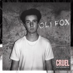 cruel (guitar acoustic) (single) - oli fox