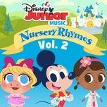 disney junior music: nursery rhymes vol. 2 (ep) - rob cantor