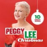 10 great christmas songs - peggy lee