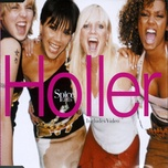 holler/let love lead the way (ep) - spice girls