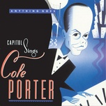 capitol sings cole porter: anything goes - v.a