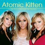 the tide is high (get the feeling) (single) - atomic kitten