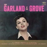 garland at the grove - judy garland