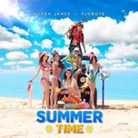 summer time (single) - huynh james, pjnboys