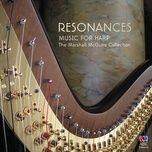 resonances: music for harp - marshall mcguire