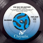 one way or another (single) - blondie