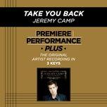 take you back (ep) - jeremy camp