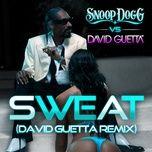 sweat (snoop dogg vs. david guetta) (remix) (single) - snoop dogg