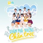 kham pha nhung chan troi (hit the road) (single) - p336 band