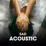 sad acoustic - v.a
