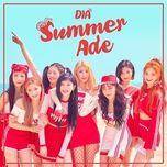 summer ade (mini album) - dia band