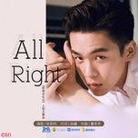 all right (single) - truong nhuoc quan (zhang ruo yun)