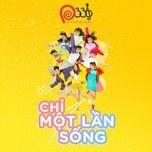 chi mot lan song (single) - p336 band