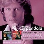 anthologie vol. 7: mein weg zu dir / eine stunde fur dich - howard carpendale