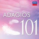101 adagios - v.a