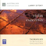 larry sitsky: violin concertos - jan sedivka