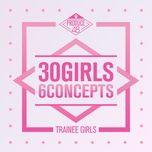 produce 48 - 30 girls 6 concepts (mini album) - produce 48