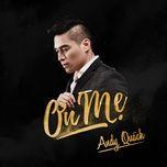 on me (single) - andy quach