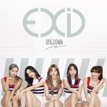 up & down (japanese single) - exid
