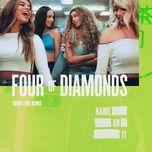 name on it (tough love remix) (single) - four of diamonds