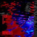 livin' it up (japanese digital single) - monsta x