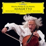 j.s. bach: concerto in d minor, bwv 974, 2. adagio (arr. for cello and piano by mischa maisky) (single) - mischa maisky