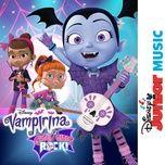 disney junior music: vampirina - ghoul girls rock! - cast - vampirina