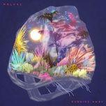 running away (single) - malvae