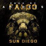 rock me amadeus (single) - sun diego, falco