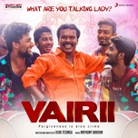 what are you talking lady? (from vairii) (single) - anthony daasan