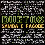 duetos samba & pagode (ep) - v.a