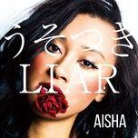 usotsuki liar (digital single) - aisha