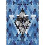 winner japan tour 2018 - we'll always be young - winner