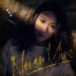 never mine - tran han hoc (janet chen)