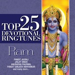 top 25 devotional ringtunes - ram - v.a