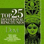 top 25 devotional ringtunes - devi - v.a