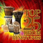 top 15 drum ringtunes - v.a