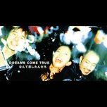 nante koi shitandarou (single) - dreams come true