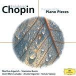 chopin: piano works - martha argerich