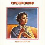 feels like something (demo) (single) - powderfinger