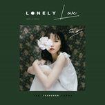 lonely love (single) - trang han, hoang thong, tdk