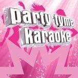 party tyme karaoke - pop female hits 9 - party tyme karaoke