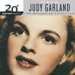 20th century masters: the best of judy garland millennium collection - judy garland
